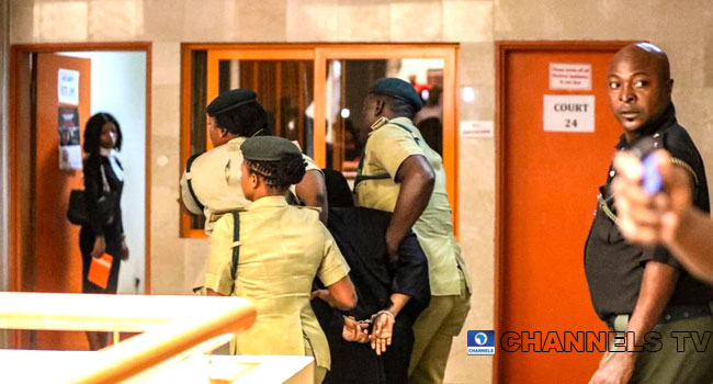 Maryam Sanda Weeps As Court Sentences Her To Death By Hanging For Killing Husband [Photos] 4