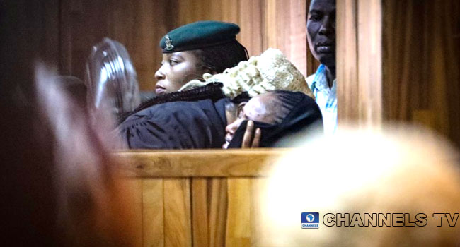 Maryam Sanda Weeps As Court Sentences Her To Death By Hanging For Killing Husband [Photos] 2