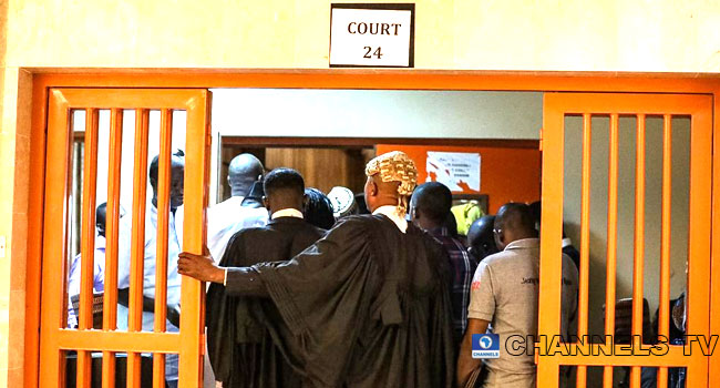 Maryam Sanda Weeps As Court Sentences Her To Death By Hanging For Killing Husband [Photos] 5
