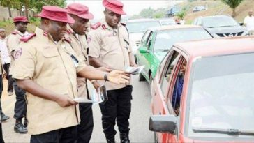 """""""Don't Give Bribe To Our Officers, Follow Them To The Office"""" - FRSC Warns Nigerians 1"""