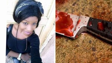 Bauchi Polytechnic Female Student Stabbed To Death By Jealous Boyfriend Over Phone Call 5