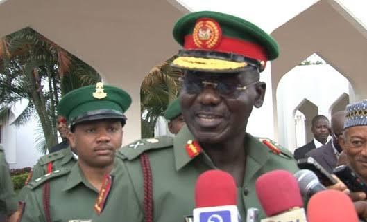 Nigerian Army Announces Arrest Of Wife Of Boko Haram/ISWAP Leader, Zainab Usman 1