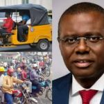 Lagos State Government Bans Okadas, Tricyles, Including Opay, Gokada 28