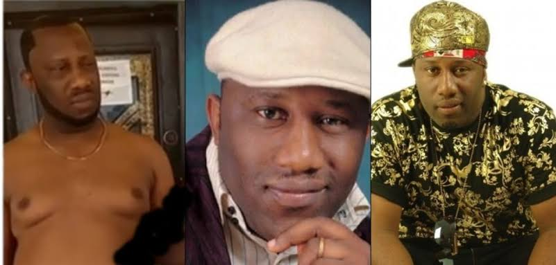 Nollywood Actor, Ernest Asuzu Spotted Begging For Money On The Roadside In Lagos [Video] 1