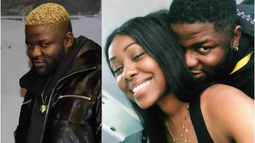 Skales Announces He Is Getting Married Soon To His Rwandan Girlfriend, Neza [Video] 7