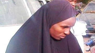 19-Year-Old Housewife Arrested For Allegedly Stabbing Her Husband To Death In Katsina 2