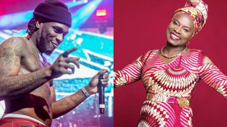 Burna Boy Finally Reacts After Losing Grammy Award To Angelique Kidjo 1