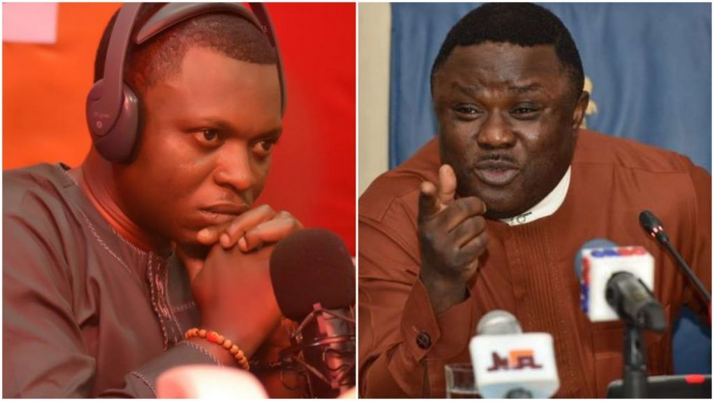Agba Jalingo Is Detained Because He Tried To Overthrow President Buhari - Gov Ben Ayade 1