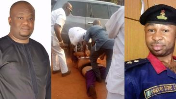 Police Arrests NSCDC Official Who Killed Hon. Ndubuisi Emeniken In Imo 7