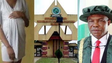 How Abia University VC Impregnated 300-Level Student, Upgraded Her To Final Year, Sent Her Abroad 7