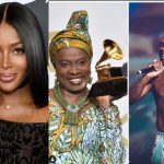 Naomi Campbell Calls Out Grammy Awards Organizers After Burna Boy's Loss To Angelique Kidjo 29