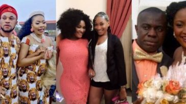 Actress Doris Ogala Accuses Oge Okoye Of Sleeping with Uche Elendu's Husband, Shares Proof 2