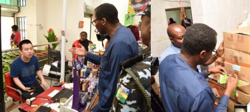 Nigerian Government Shuts Down Chinese Supermarket In Abuja Over Fear Of Coronavirus 1