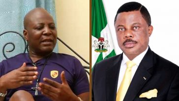 Charly Boy Accuses Governor Obiano Of Loving ''Nyash'' More Than Affairs Of Anambra State 6