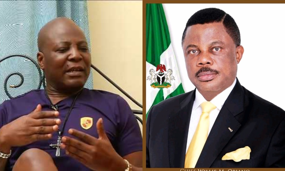 Charly Boy Accuses Governor Obiano Of Loving ''Nyash'' More Than Affairs Of Anambra State 1
