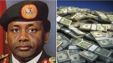 FG Set To Receive Newly Discovered Abacha's $321 Million Loot From Island Of Jersey 2