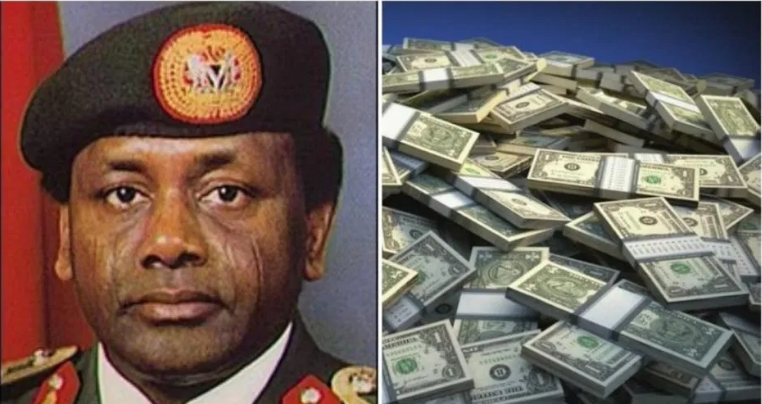 Image result for images of Abacha loot from Island of Jersey