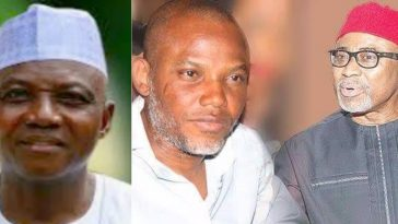 Nigerians Attacks Garba Shehu For Saying Senator Abaribe Should Be Jailed Because Of Nnamdi Kanu 3
