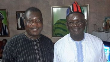 ''Be ready to refund the two billion you stole from Benue state'' - Samuel Ortom to Senator George Akume in leaked phone call 7