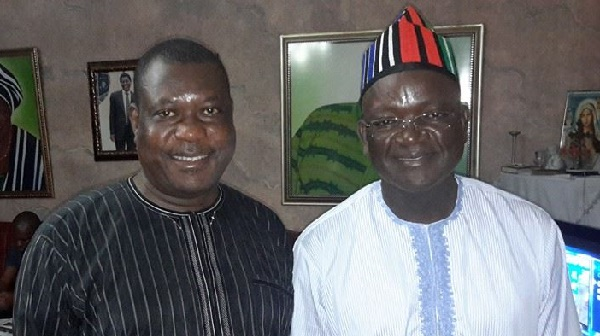 ''Be ready to refund the two billion you stole from Benue state'' - Samuel Ortom to Senator George Akume in leaked phone call 1