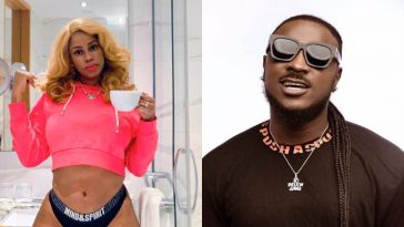 Daffy Blanco Accuses Peruzzi Of Raping And Defrauding Her Of N15m, Releases Audio To Back Claims 4