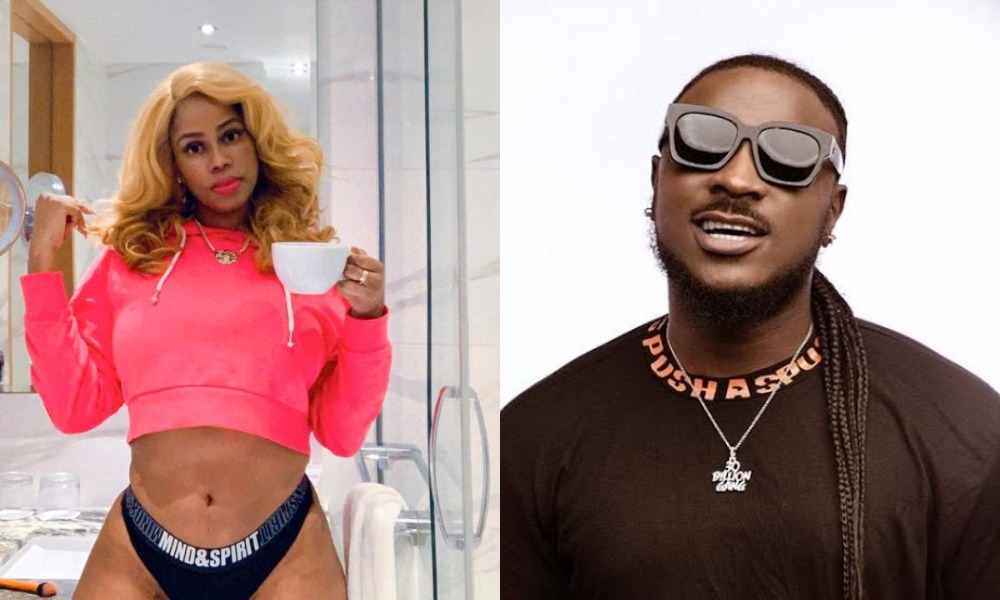 Daffy Blanco Accuses Peruzzi Of Raping And Defrauding Her Of N15m, Releases Audio To Back Claims 1