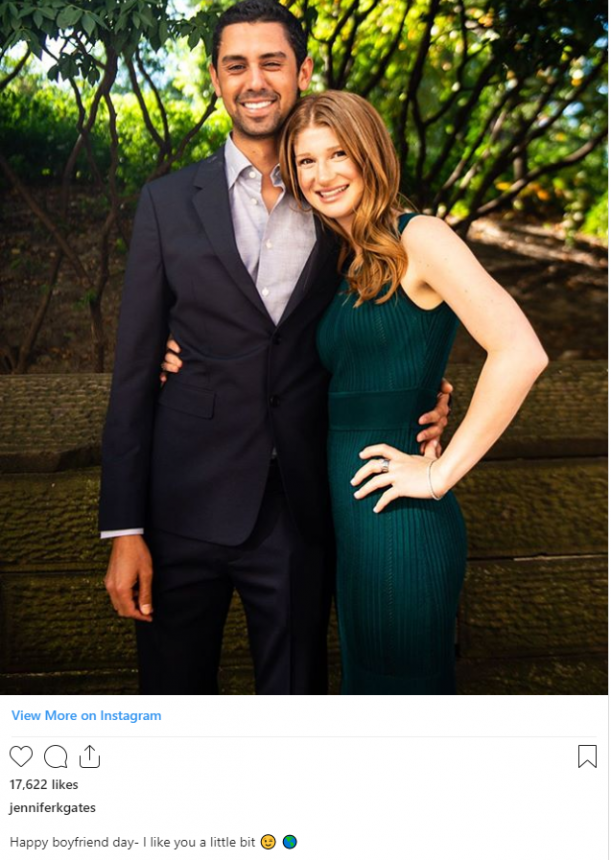 Bill Gates Daughter Jennifer Engaged To Egyptian Boyfriend Nayel Nasser 3