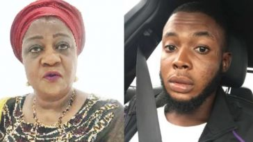 """""""Blame Your Useless Mother Who Trained You"""" - Buhari's Aide Replies Young Nigerian Youth 11"""