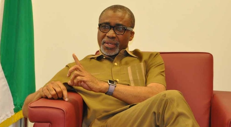 """Igbo Man Does Not Kneel For Anybody Except His Chi"" – Senator Enyinnaya Abaribe 1"