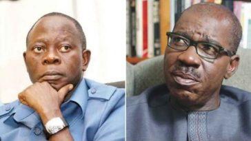 14 Edo Lawmakers Accuses Governor Obaseki Of Hiring Assassins To Kill Adams Oshiomhole 8