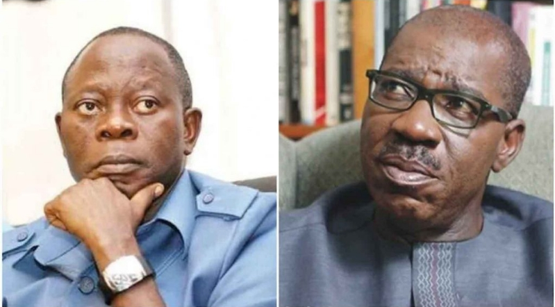14 Edo Lawmakers Accuses Governor Obaseki Of Hiring Assassins To Kill Adams Oshiomhole 1