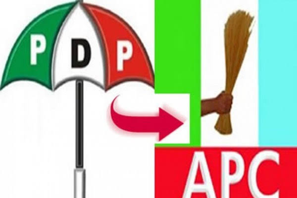 3000 PDP Members Including Chairman Defects To APC In Zamfara State 1