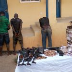 Three Armed Robbers Sentenced To Death By Hanging For Stealing N7 Million From Osun Bank 27