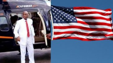 Bishop Oyedepo Reportedly Goes Ballistic At US Embassy After Being Denied American Visa 6