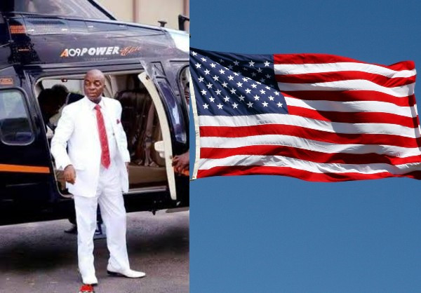 Bishop Oyedepo Reportedly Goes Ballistic At US Embassy After Being Denied American Visa 1