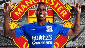 Manchester United Signs Nigerian Striker Odion Ighalo On Loan Until End Of Season 5