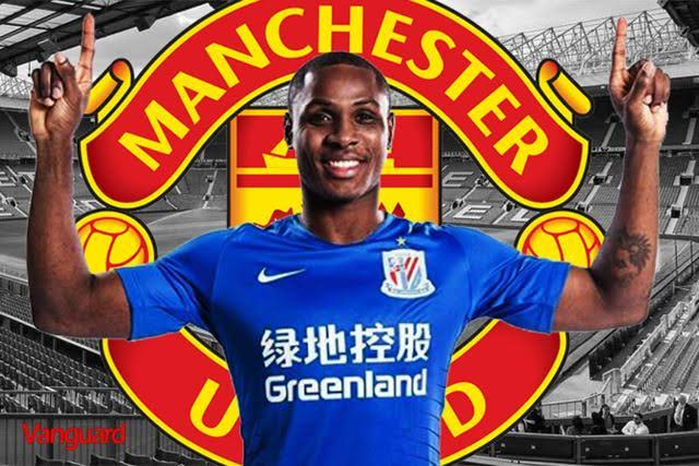 Manchester United Signs Nigerian Striker Odion Ighalo On Loan Until End Of Season 1