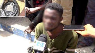 Jealous Man Kills, Burns His Girlfriend To Ashes Because She Left Him For Rich Men In Taraba 4