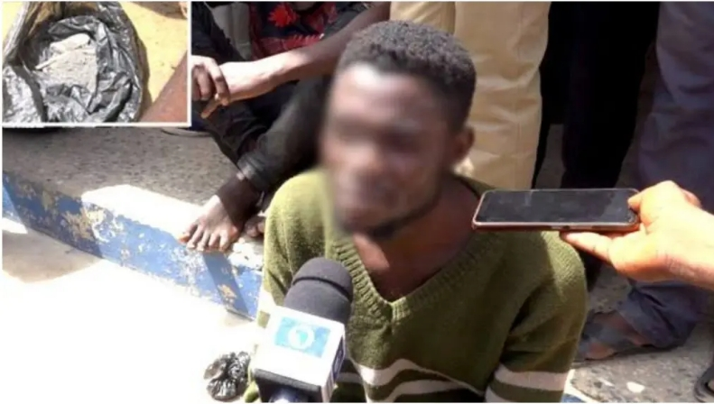 Jealous Man Kills, Burns His Girlfriend To Ashes Because She Left Him For Rich Men In Taraba 1
