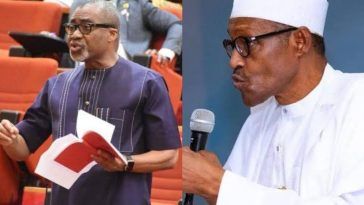 IPOB Warns Presidency Against Arresting Senator Abaribe Over Buhari's Impeachment Call 7
