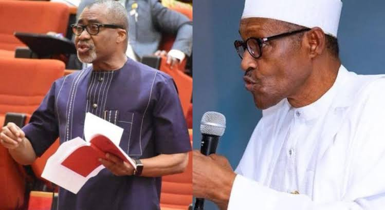 IPOB Warns Presidency Against Arresting Senator Abaribe Over Buhari's Impeachment Call 1