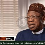 Despite Evidence, Lai Mohammed Denies Existence Of Social Media Bill In Nigeria [Video] 28