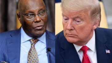 US Travel Ban: Atiku Urges Trump Not To Punish Nigerians Because Of Buhari's Failure 5
