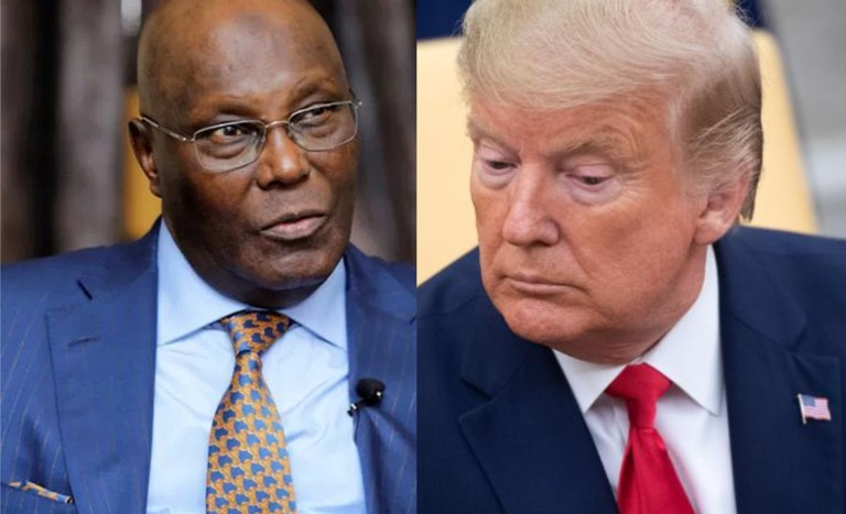 US Travel Ban: Atiku Urges Trump Not To Punish Nigerians Because Of Buhari's Failure 1