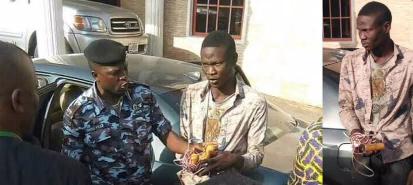 Police Lied, Kaduna Bombing Suspect Told Us His Name Was Mohammed, Not Samuel - CAN 1