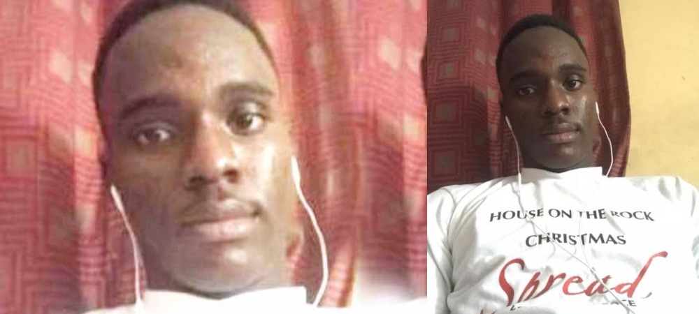 David Iyoha Reportedly Mising After Leaving Home Since Last Year For School Clearance In Lagos 1