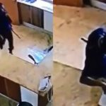 Nigerian Civil Defence Officer Caught On CCTV Stealing Money From A Woman's Bag [Video] 28