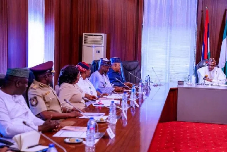 Buhari Officially Presents Nigeria's Visa Policy, Which Allows Africans To Visit Nigeria Without Visas 1