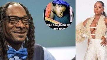 American Rapper, Snoop Dogg Mocks BBNaija's Diane Russet On His Instagram Page 7