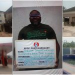 EFCC Arrests Yahoo Kingpin Who Scammed US Bank, Seizes His Mansions & Fuel Station [Photos] 27